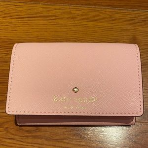 Kate Spade Card holder/ mini wallet